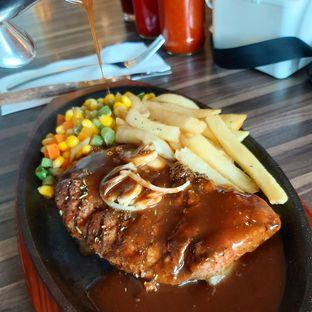 Foto 1 - Makanan di Steak 21 oleh denise elysia