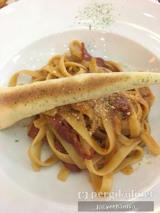 Foto 1 - Makanan(Spaghetti Napolitan) di The Spaghetti's oleh Jacyntha Diva
