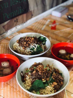 Foto 1 - Makanan di Bakmie Jamur Vegan Vegetarian 99 oleh Jeniffer Gracellia