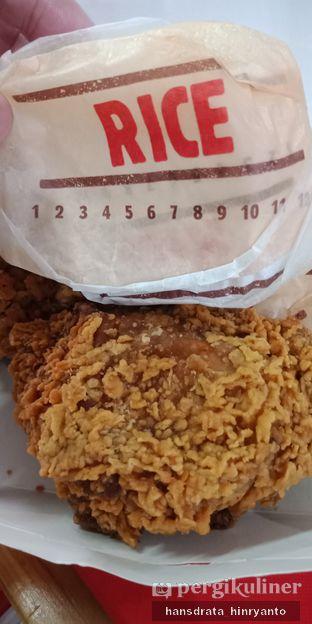 Foto - Makanan di Burger King oleh Hansdrata.H IG : @Hansdrata