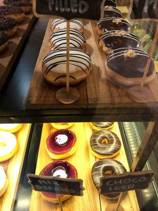 Foto 1 - Makanan di Krispy Kreme Cafe oleh Mitha Komala