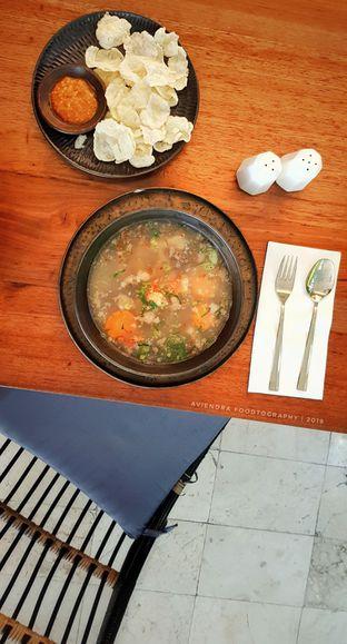 Foto 3 - Makanan(Sop Buntut) di Amertha Warung Coffee oleh Avien Aryanti