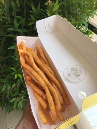 Foto 1 - Makanan(Long Fries Seaweed 33k) di Popotato oleh @itsjusterr