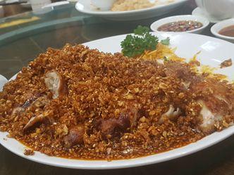 Foto Makanan di X.O Grand Ballroom
