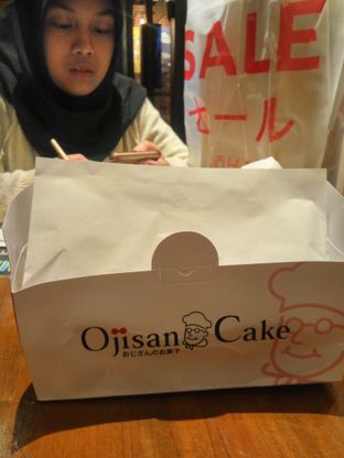Foto 2 - Interior(Packaging) di Ojisan Cake oleh Fadhlur Rohman
