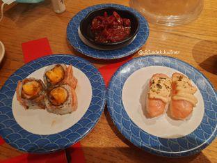 Foto review Tom Sushi oleh Jenny (@cici.adek.kuliner) 1