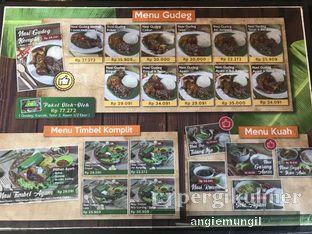Foto review RM Prambanan Gudeg Jogja oleh Angie  Katarina  3