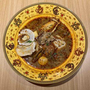 Foto 2 - Makanan di Dragon Hot Pot oleh Levina JV (IG : @levina_eat & @levinajv)