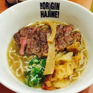Foto 7 - Makanan(Beef Ramen Hajime ) di Hajime Ramen oleh Yolla Fauzia Nuraini