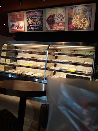Foto Interior di Dunkin' Donuts