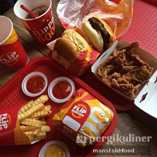 Foto - Makanan di Flip Burger oleh Sifikrih | Manstabhfood