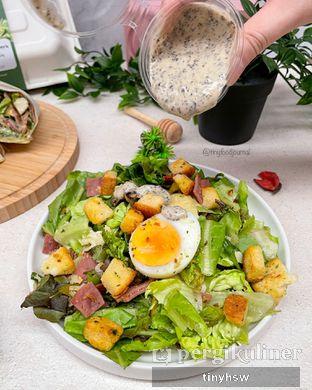 Foto review Crunchaus Salads oleh Tiny HSW. IG : @tinyfoodjournal 3