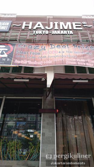 Foto 5 - Eksterior di Hajime Ramen oleh Jakartarandomeats