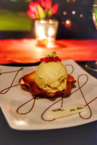 Foto 5 - Makanan(Ice Cream Vanilla) di Platinum Grill oleh Oryza Sativa