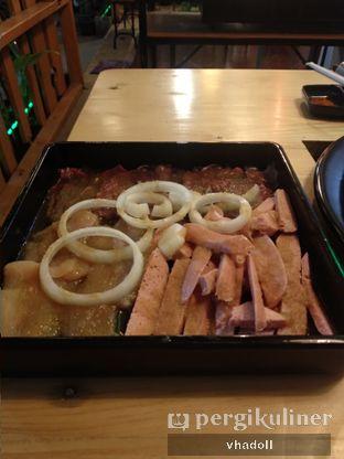 Foto 2 - Makanan di Omoshiroi Shabu & Grill oleh Syifa