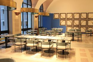 Foto 9 - Interior di Mare Nostrum - Grand Sahid Jaya Hotel oleh Prido ZH