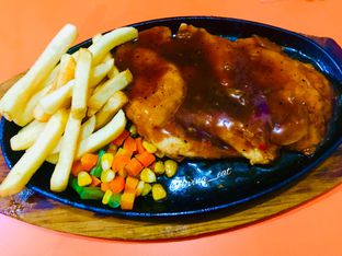 Foto 1 - Makanan di Warung Steak 76 oleh Levina JV (IG : @levina_eat & @levinajv)