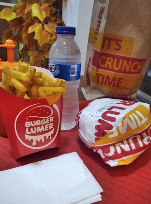 Foto review Burger Lumer oleh yuandika putri  3