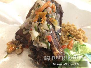 Foto review Bebek Goreng Masbob oleh Monica Sales 1