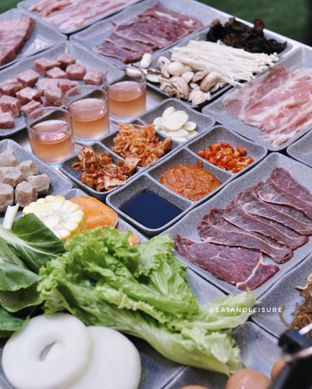 Foto 4 - Makanan di Saranghaeyo BBQ oleh Eat and Leisure