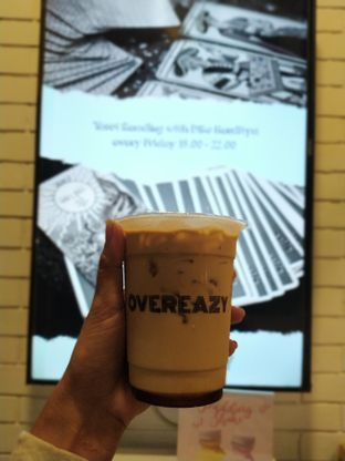 Foto review Overeazy oleh @kulinerjakartabarat  2