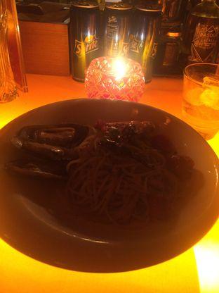 Foto - Makanan(Spaghetti Aglio Olio E Funghi) di BASQUE oleh @Itsjusterr