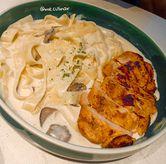 Foto Grilled Chicken Fettucine Carbonara di Raindear Coffee & Kitchen