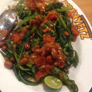 Foto 3 - Makanan(Plecing Kangkung) di D' Penyetz oleh Dianty Dwi