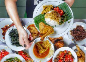 Seperti Candu, Ini Alasan Orang Nagih Banget Makan Masakan Padang