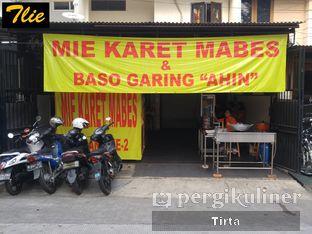 Foto review Mie Karet Mabes & Baso Goreng Ahin oleh Tirta Lie 3
