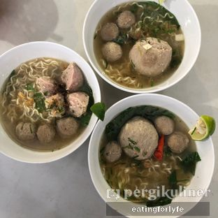 Foto 4 - Makanan di Bakso Kemon oleh Fioo | @eatingforlyfe