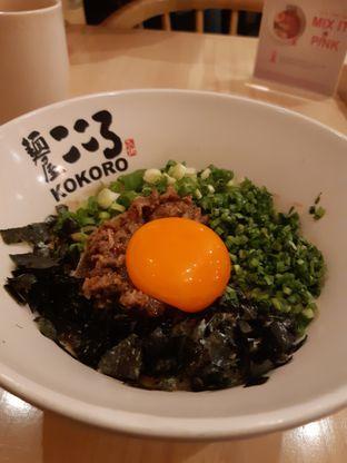 Foto - Makanan di Kokoro Tokyo Mazesoba oleh Janice Agatha
