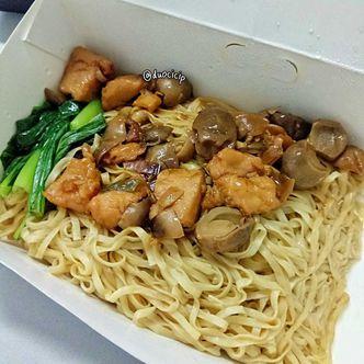 Foto Makanan di Bakmi GM
