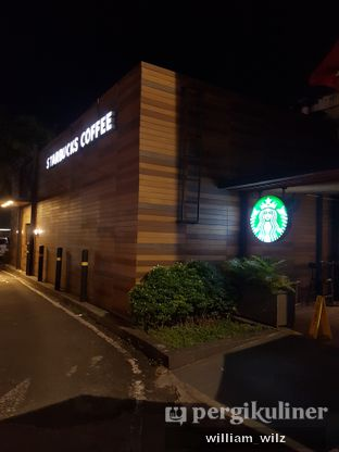 Foto review Starbucks Coffee oleh William Wilz 3