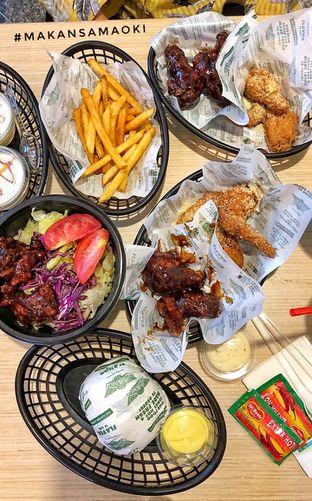 Foto - Makanan di Wingstop oleh @makansamaoki