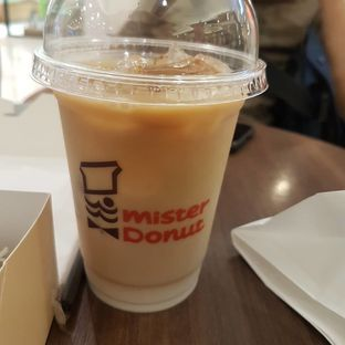 Foto 4 - Makanan di Mister Donut oleh vio kal