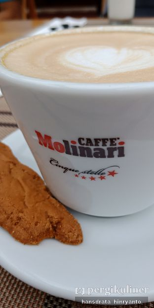 Foto review Molinari Caffe oleh Hansdrata.H IG : @Hansdrata 1