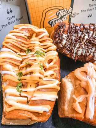 Foto 1 - Makanan di Thick Toast oleh Yohanacandra (@kulinerkapandiet)