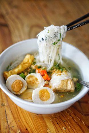 Foto 1 - Makanan di Ahan Bakso Ikan Telur Asin oleh Nanakoot