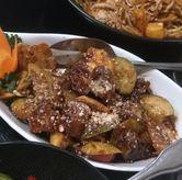 Foto Black Pepper Beef (IDR 128k)  di Penang Bistro