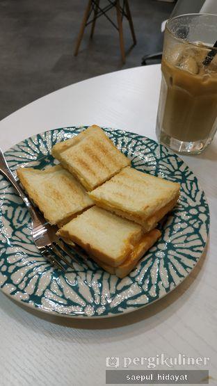 Foto 1 - Makanan(Original Kaya Toast) di Karamelo Coffee oleh Saepul Hidayat