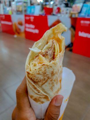 Foto 1 - Makanan(Lamb Kebab) di Doner Kebab oleh Adhy Musaad