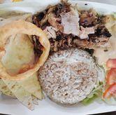 Foto Nasi Kebuli + di Doner Kebab