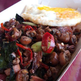 Foto Makanan di Kedai Kun Kun