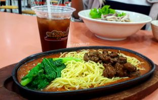 Foto - Makanan di YamMie Hotplate oleh Eat and Leisure