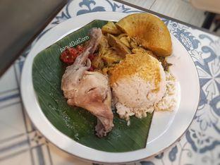 Foto - Makanan(Ayam Pop & Gulai Tambusu) di Nasi Kapau Juragan oleh Stefanus Mutsu