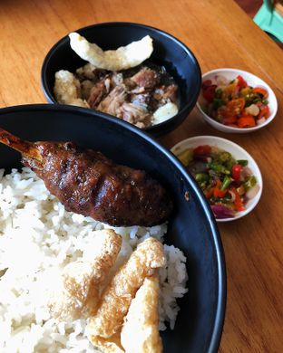 Foto - Makanan(Pork knuckle rice bowl) di Hog Hunter oleh Claudia @claudisfoodjournal