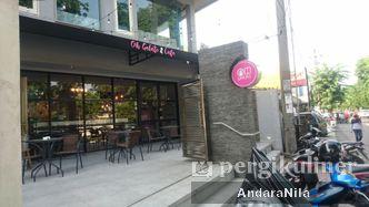 Foto Eksterior di Oh Gelato & Cafe