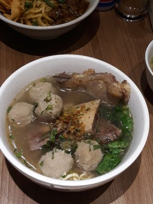 Foto 1 - Makanan di Bakso Kemon oleh Mouthgasm.jkt