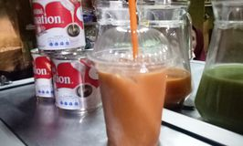 Thum Thum Thai Tea